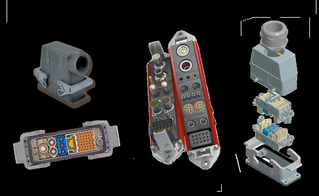 Connecteur Harting