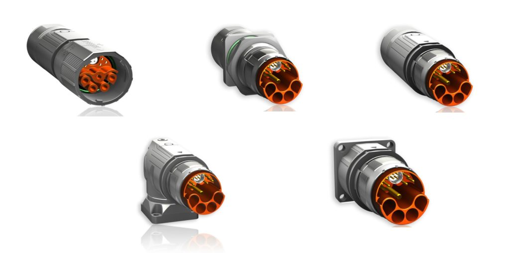 INTERCONTEC M23 hybride formes