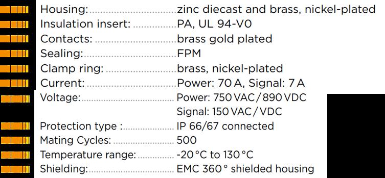 INTERCONTEC m40 hybride caracteristiques