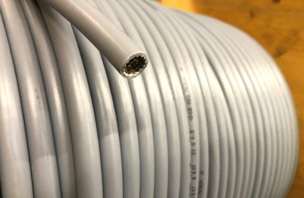 Câble controle