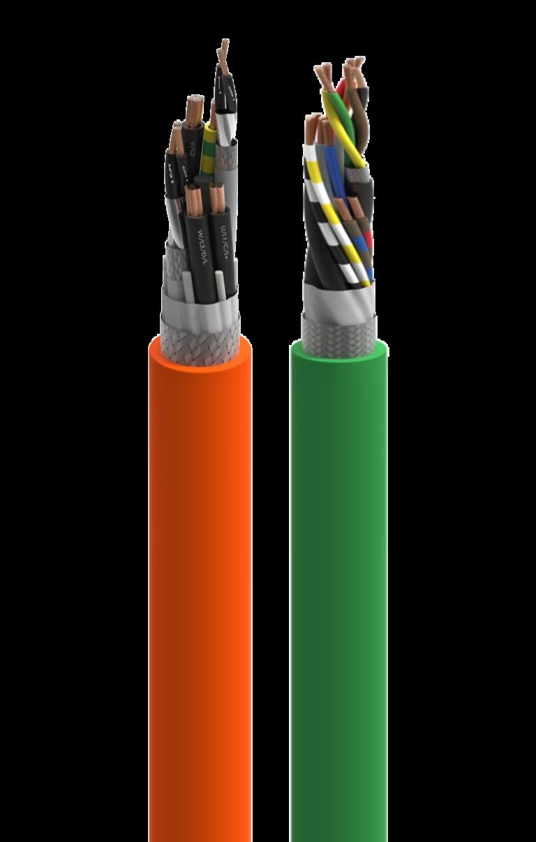 Cables SERVOMOTEURS