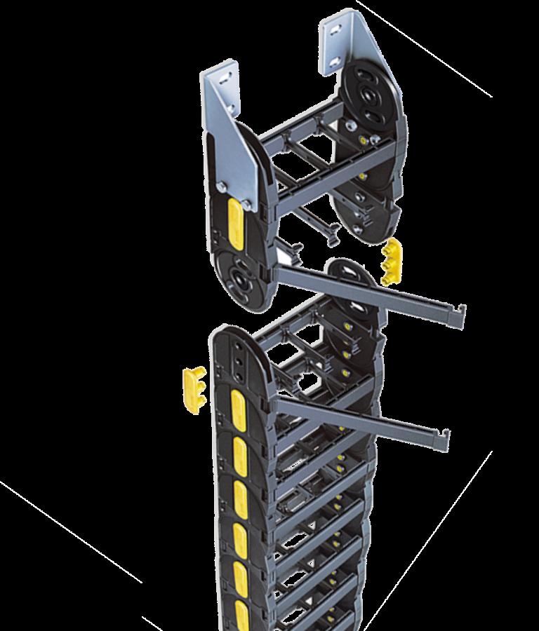 Chaines porte Câbles
